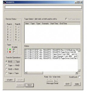 Windows GUI for Embedded System Use